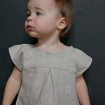 Embroidered Toddler Tunic