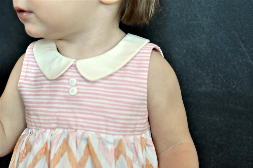 How To Draft A Peter Pan Collar For Any Pattern Adirondack Inspired