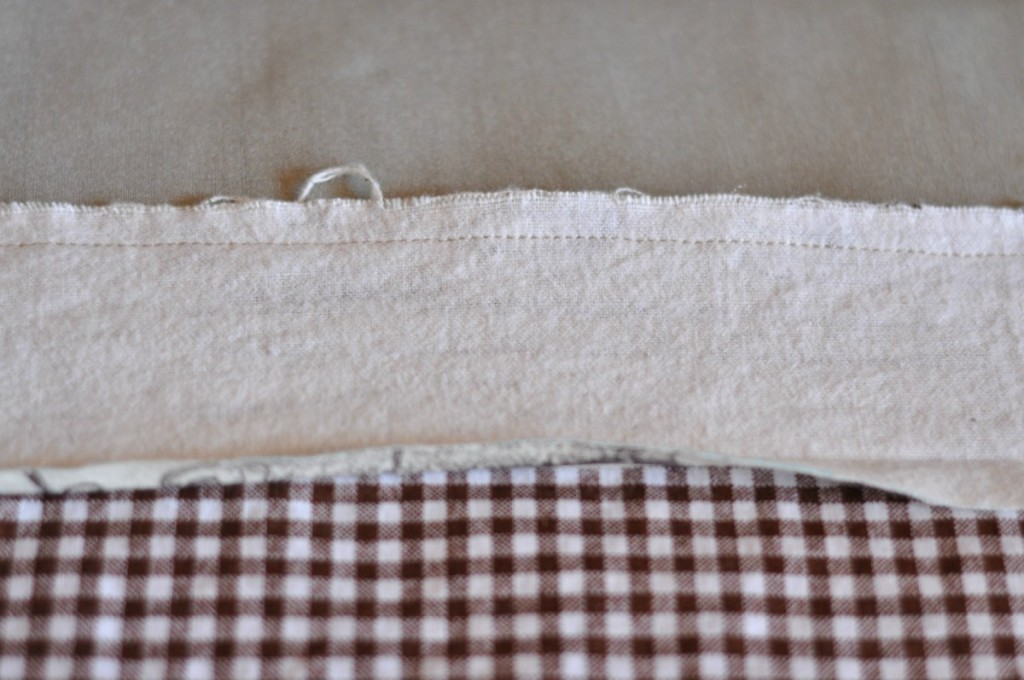 Reversible Pant Cuff Tutorial