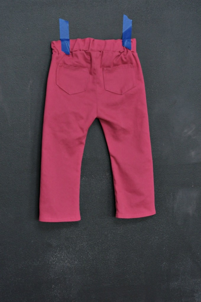 Adirondack Inspired / Hosh Pants with pockets